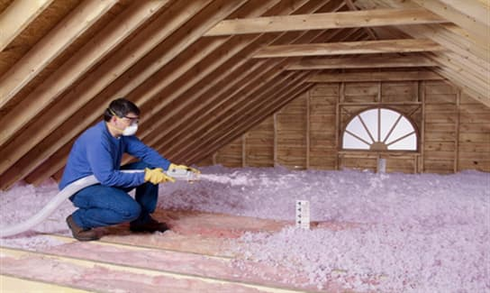 Attic Insulation Tulsa Contractors