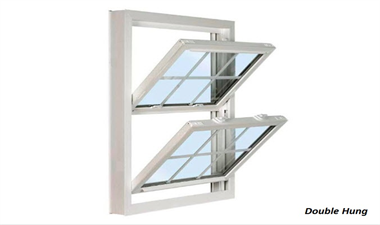 Double Hung, Single Hung, Casement, Slider Windows