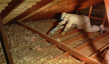 Insulation Removal and Your Health
